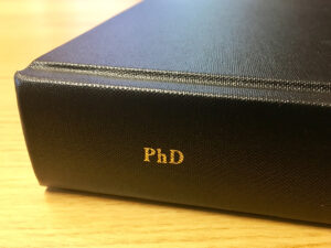 How to write a PhD proposal with excellence