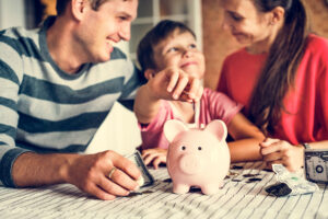 Financial advice for youngsters: help your child learn how to deal with money and finances.