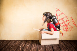 Fun ideas to help your child boost their imagination and creativity