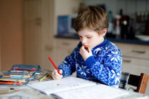 A Parent's Guide: 5 steps to help your child do homework